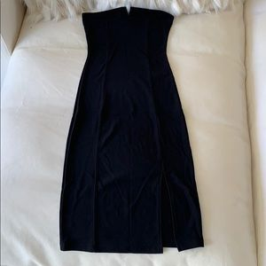 Dresses & Skirts - VINTAGE 90's Strapless Dress